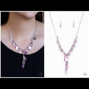 "paparazzi Jewelry - Paparazzi ""Y"" necklace in Purple"